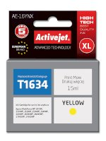 Tusz Activejet AE-16YNX (do drukarki Epson, zamiennik T1634 supreme 15ml yellow)