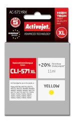 ActiveJet tusz do Canon CLI-571Y XL reg AC-571YRX
