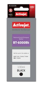 Activejet tusz do Brother BT-6000BK new AB-6000Bk