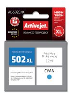 Activejet tusz do Epson 502XL W24010 new AE-502CNX