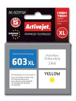 Activejet tusz do Epson 603XL AE-603YNX