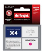 ActiveJet AH-364MC tusz magenta do drukarki HP (zamiennik HP 364 CB319EE)