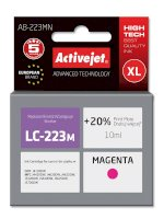 ActiveJet AB-223MN tusz magenta do drukarki Brother (zamiennik Brother LC223M) Supreme...