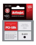 ActiveJet Tusz Canon PGI-5BK With Chip..
