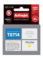 ACJ tusz Eps T0714 Yellow D78/DX4000/DX 6000 AEB-714