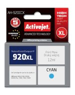 ActiveJet AH-920CCX tusz cyan do drukarki HP (zamiennik HP 920XL CD972AE)
